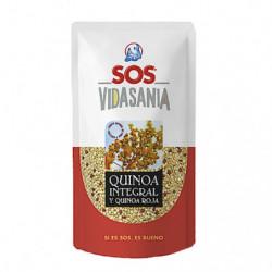 Quinoa Integral y Roja SOS