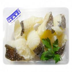 Tacos de Lomo de Bacalao con Piel sin Espina 230gr.