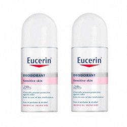 Eucerin Duplo Desodorante Deo Roll-On