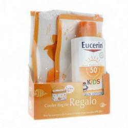 Eucerin Sun Loción Infantil mas Cooler Bag