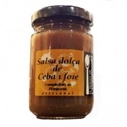 Salsa de Cebolla con Foie