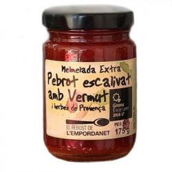 "Mermelada de Pimiento Rojo con Vermut ""Premio Girona Excelent"
