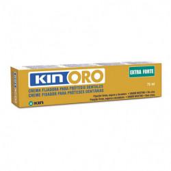 Kin Oro Crema Fijadora Extrafuerte