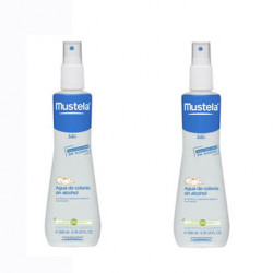 Mustela Duplo Colonia 2X200ml