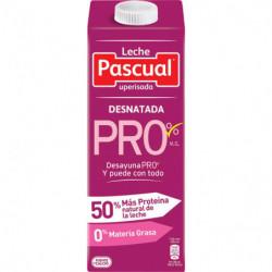 Leche Desnatada PRO Pascual Brik 1L