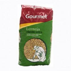 Lenteja Gourmet Rápida