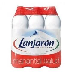 Agua Lanjaron 15L Pack 6 Botellas