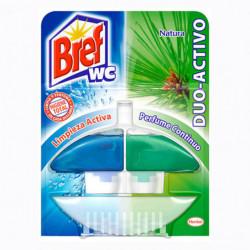 Limpiador Bref Poder Activo Natural Pino Pack 2x50g