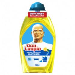 Limpiador Don limpio Multiusos limón