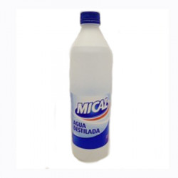 Agua Destilada Mical