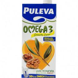 Leche Puleva Omega 3 con Nueces 1L