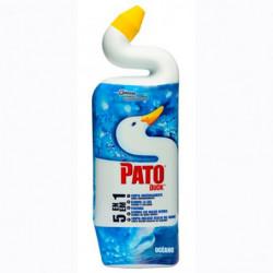 Limpiador Pato Oceano Azul Elimina Cal