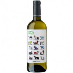 Vino Compta Ovejas Blanco 75cl DO Penedés