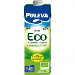 Leche Puleva Semidesnatada Ecológica 1L