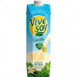 Bebida Vivesoy Vainilla 1L