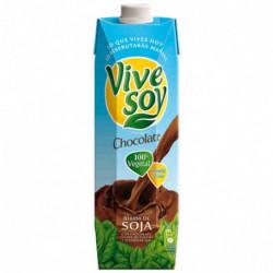 Bebida de Soja Vivesoy Chocolate 1L