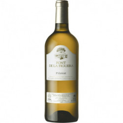 Vino Font de la Figuera Blanco 75cl DO Priorat