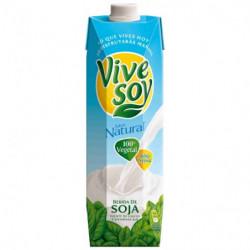 Bebida de Soja Vivesoy Sabor Natural 1L