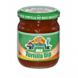 Salsa Suave Para Tortillas Dip Cantiña Mexicana