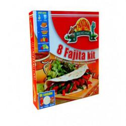 Fajitas Mexicana Cantiña 8 Tortillas