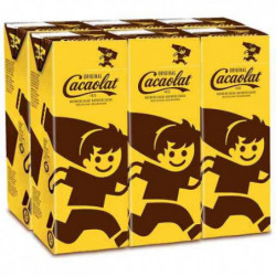 Cacaolat Batido Chocolate MiniBrik (Pack6 x 200ml)