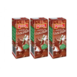 Batido de Chocolate Pascual Briks (Pack3 x 200ml)