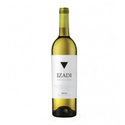 Vino Blanco Izadi Crianza 75cl DO Rioja