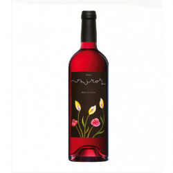 Vino Rosado Rosa de Miros Peñafiel 75cl DO Ribera del Duero