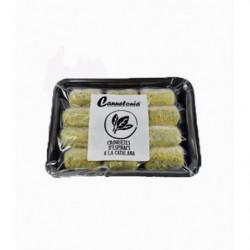 Croquetas gastronómicas de espinacas 12ud