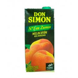 Zumo Don Simón Melocotón Brik 1L