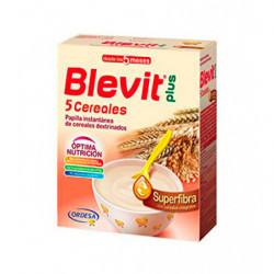 Blevit plus 5 Cereals 600 gr