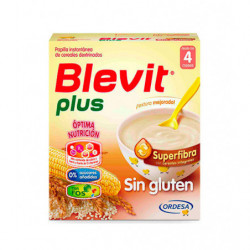 Blevit Plus S/Gluten 600 gr