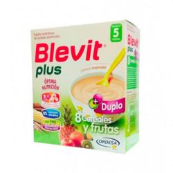 Blevit Plus 8 Cereales +Fruta 600 gr