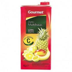 Zumo Gourmet Multifruta 1L