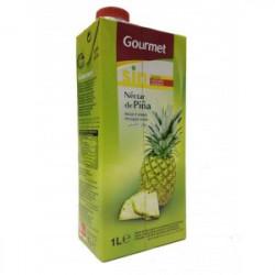 Néctar Gourmet de Piña Sin Azúcar 1L