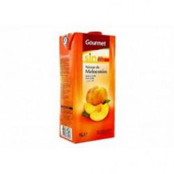 Néctar Gourmet Melocotón Sin Azúcar 1L