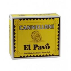 Pasta El Pavo Canelones 20 Placas