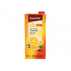 Néctar Gourmet Naranja Sin Azúcar 1L