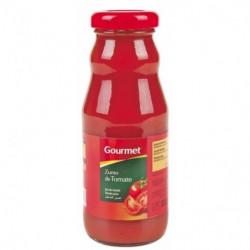 Zumo Gourmet Tomate 100% Botella 200ml