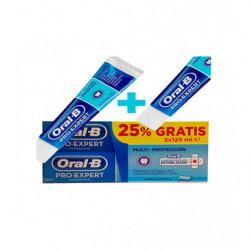 Oral-B Duplo Pasta Pro-Expert 125 + 125 ml
