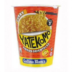 Yatekomo Gallina Blanca Curry