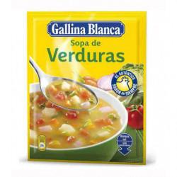 Sopa Gallina Blanca Verduras