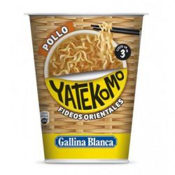 Yatekomo Gallina Blanca Pollo