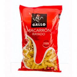 Gallo Pasta Macarrón Rayado