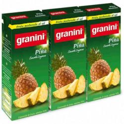 Néctar Granini Piña Bricks (Pack 3x200ml)