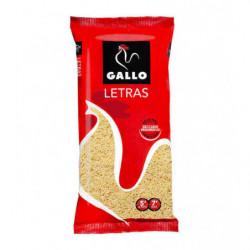 Gallo Pasta Lletres 250g.