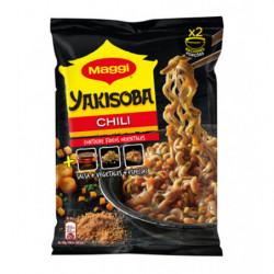 Yakisoba Maggi Con Chili