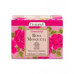 Drasanvi Crema Facial Rosa Mosqueta Bio 50 ml