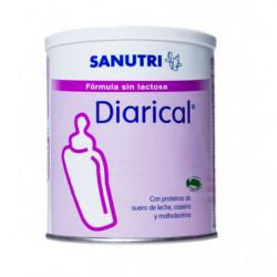 Sanutri Diarical Sin Lactosa 400 ml