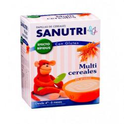 Sanutri Multicereales 600 gr